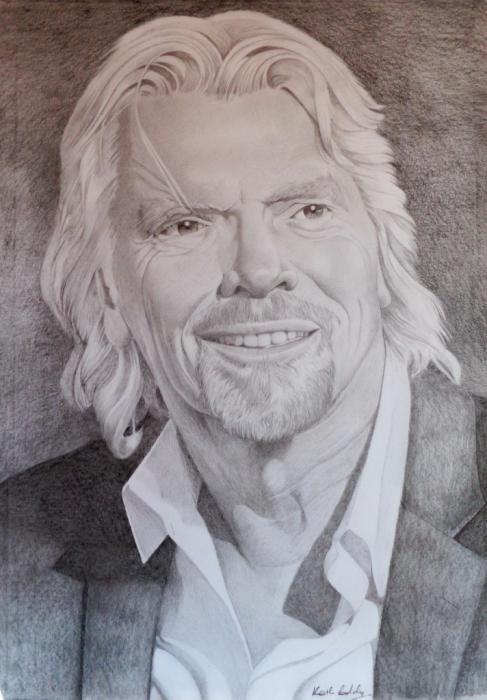 Richard Branson par ktboldy
